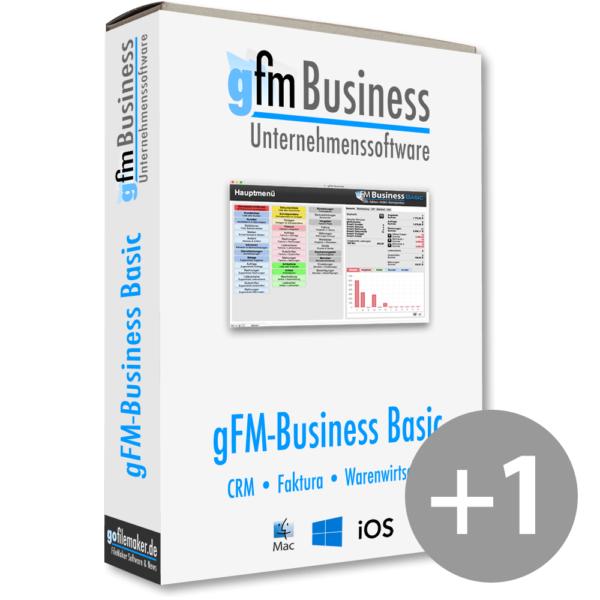 gFM-Business Basic Netzplatzlizenz