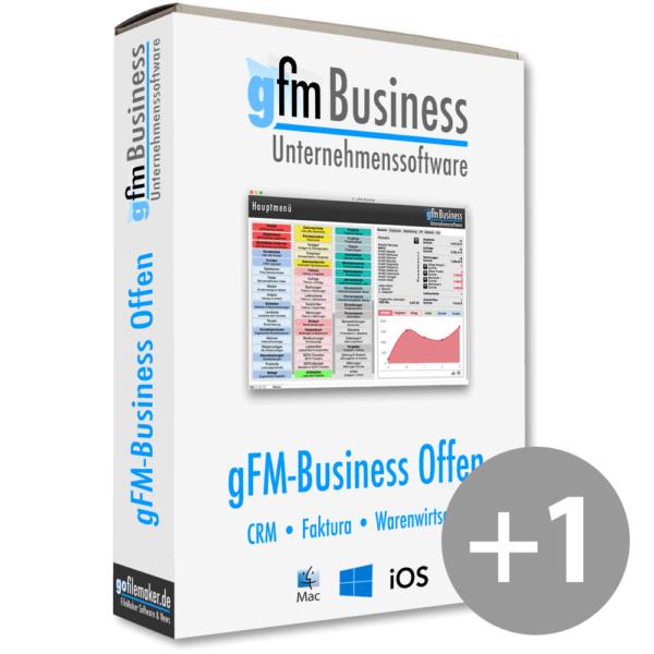 gFM-Business Offene Lizenz Netzplatzlizenz