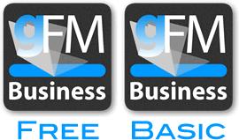 gFM-Business free und Basic 2.3 veröffentlicht.