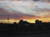 Farbe und Wolken über Berlin