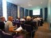 Session in einem der drei Konferenzräume