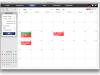 Einstellungen im Kalender