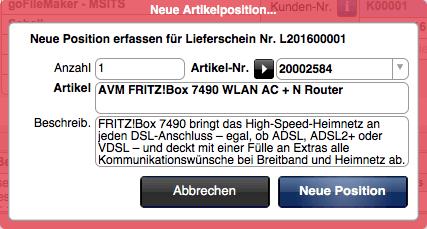 1045-faktura-lieferscheine-neue-position
