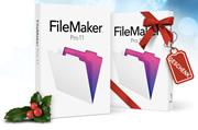 Aktion: FileMaker-Angebot für zwei Lizenzen zum Preis von einer Lizenz.