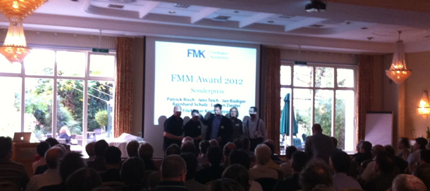 FileMaker Magazin vergibt FMM Awards 2012