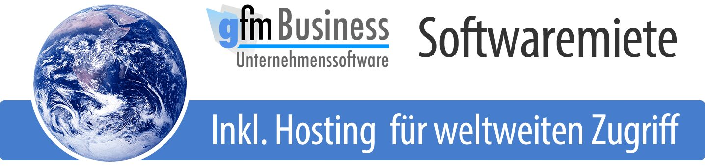 Softwaremiete inkl. FileMaker-Hosting