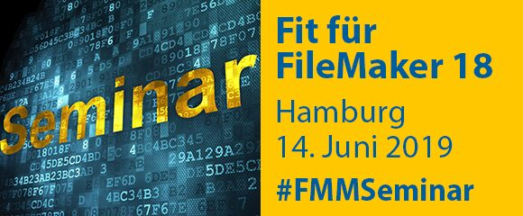 FileMaker-18-Seminar in Hamburg