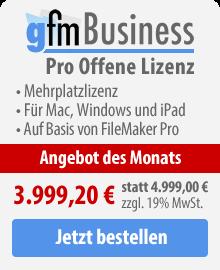 gFM-Business Professional offene Lizenz kaufen