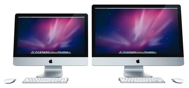 "Apple iMac 21,5"" oder 27"""