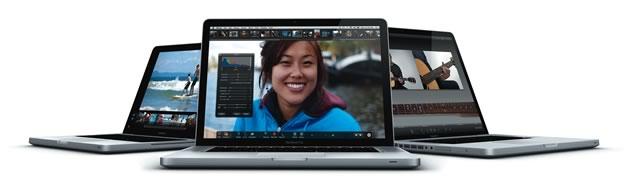 """Apple MacBook Pro 13"""", 15"""" und 17"""""""