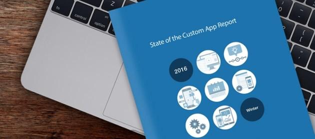 FileMaker Bericht zu maßgeschneiderten Apps