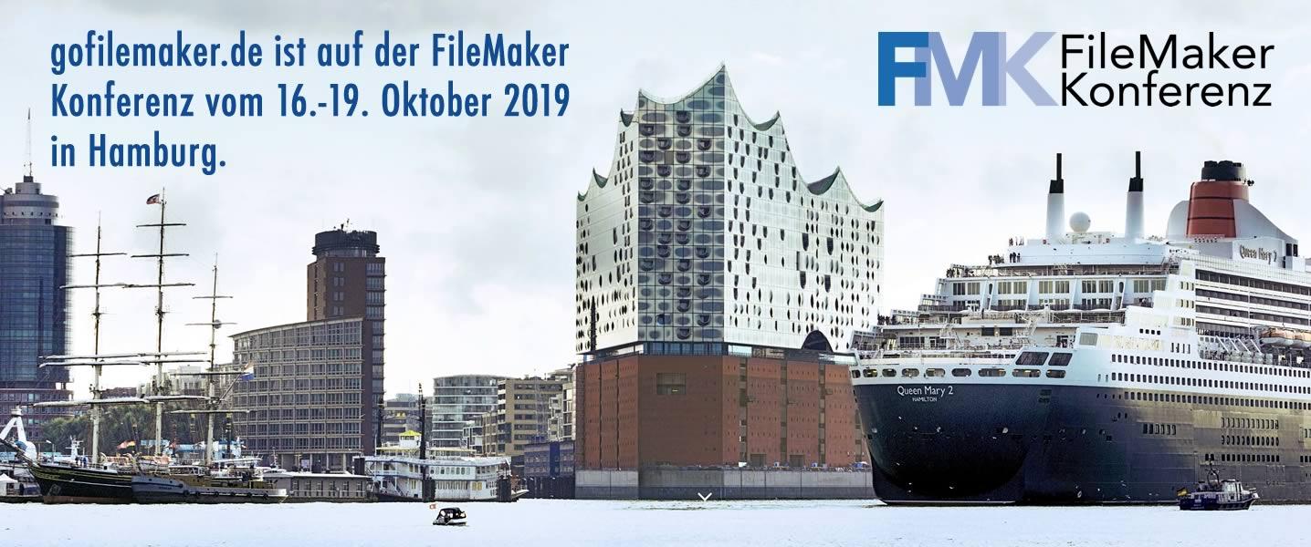 gofilemaker.de auf der FileMaker Konferenz 2019