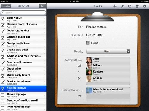 Filemaker bietet sechs kostenlose templates f r die for Filemaker go templates