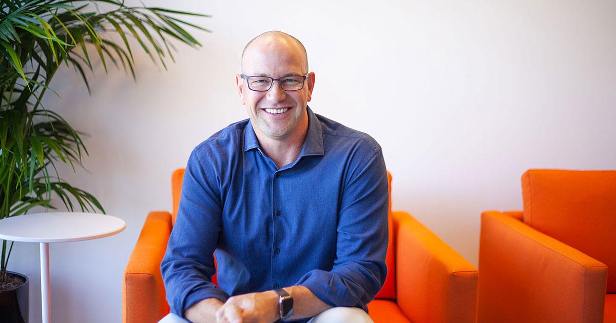Brad Freitag, CEO von Claris Inc.