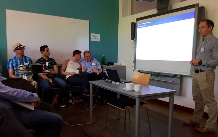 FileMaker-Session auf der dotfmp Berlin