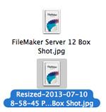 Bilder in FileMaker 12 ohne Plugin verkleinern
