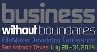 FileMaker Developer Conference 2014