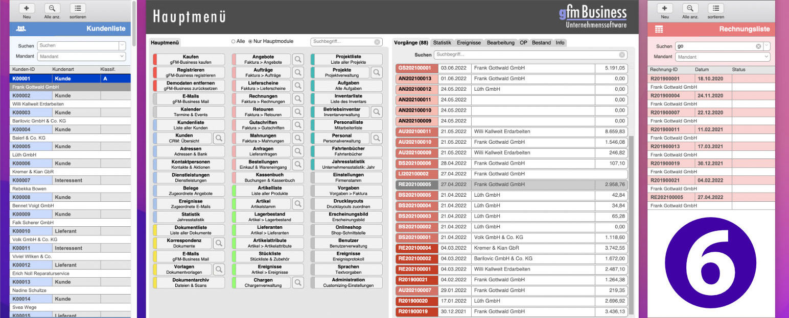 FileMaker News, anpassbare ERP-Software für Mac, PC und iOS, Customizing