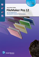 FileMaker Pro 12 Grundlagenbuch