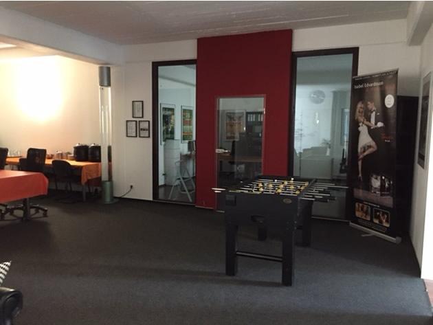 FileMaker Stammtisch in Braunschweig, Rebenpark