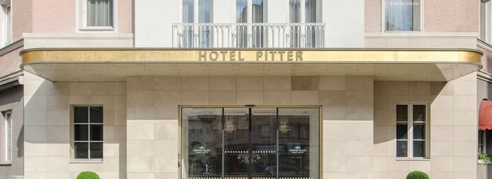 "Hotel Crowne Plaza ""The Pitter"" in Salzburg"