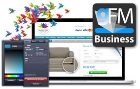 gFM-Business 2.2 inklusive Gambio GX2 Schnittstelle