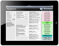 gFM-Business mit iTunes auf dem iPad installieren