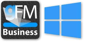 gFM-Business free auch für Windows verfügbar