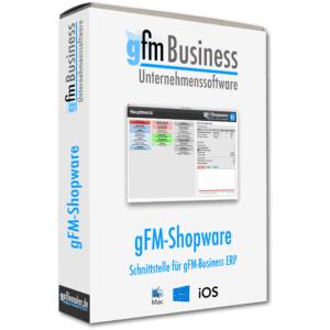 gFM-Shopware Schnittstelle