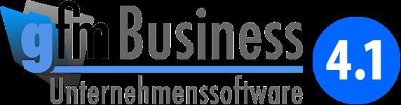 gFM-Business 4.1 ERP-Software mit CRM, Warenwirtschaft und Faktura