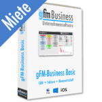 gFM-Business Basic Rechnungsprogramm