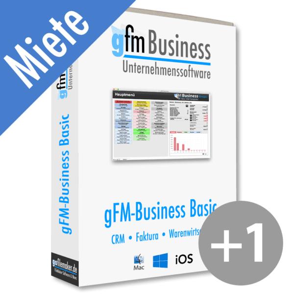 gFM-Business Basic Rechnungsprogramm