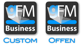 Customizing mit gFM-Business