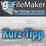 FileMaker Kurz-Tipp: SQL-Abfragen und Feldnamen