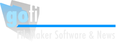 gofilemaker.de - FileMaker Fachportal