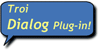 Troi Dialog Plugin für FileMaker Logo
