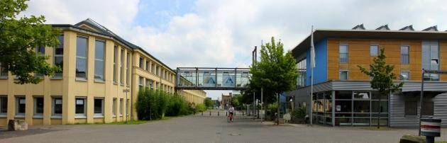 mac at camp Bielefeld 2014