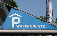 Parkhaus Waffenplatz Oldenburg