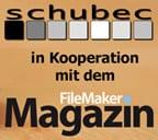 schubec und FileMaker Magazin Seminare 2015