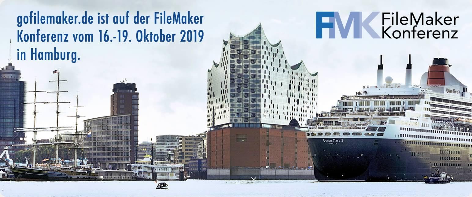gofilemaker.de ist auf der FileMaker Konferenz 2019